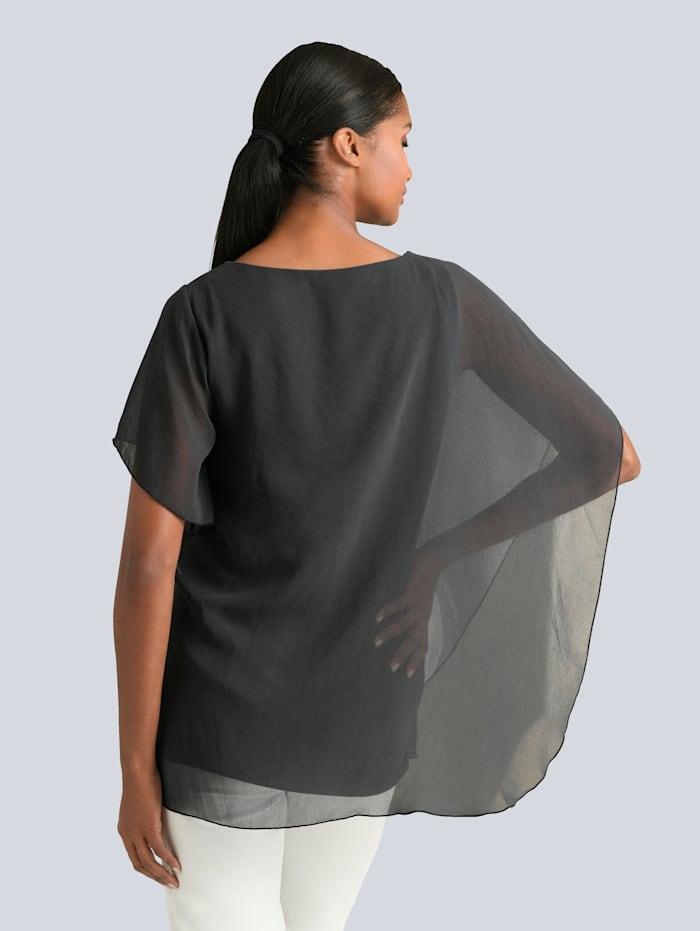 Shirt mit tollem Print im Vorderteil