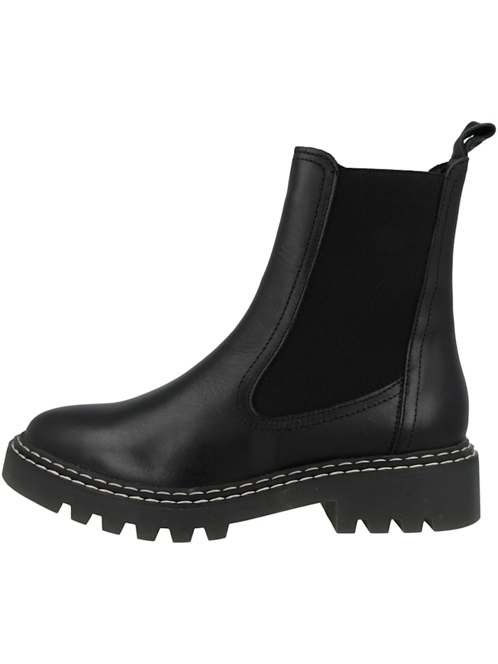 Tamaris Boots 1-25455-26, schwarz