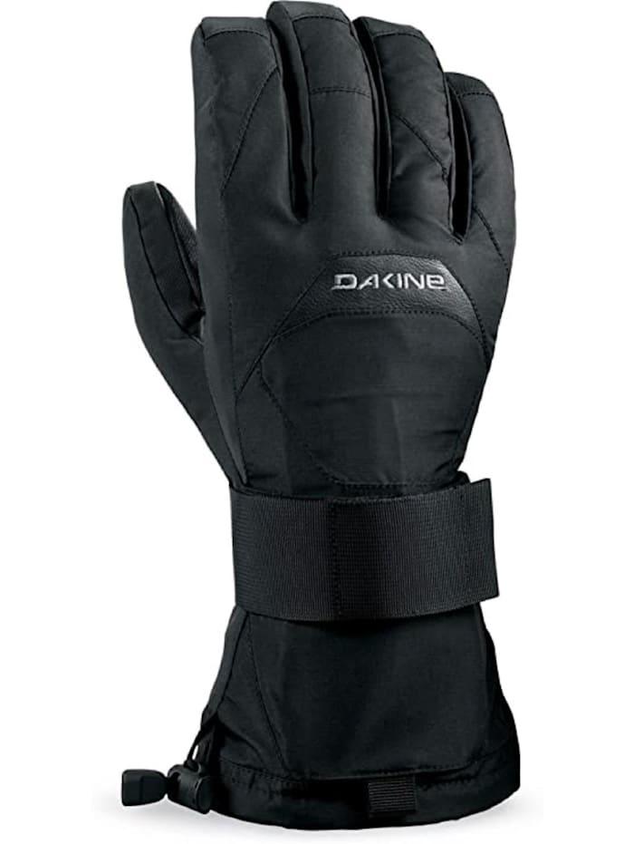 Dakine Dakine Handschuh Wristguard Gloves, Schwarz