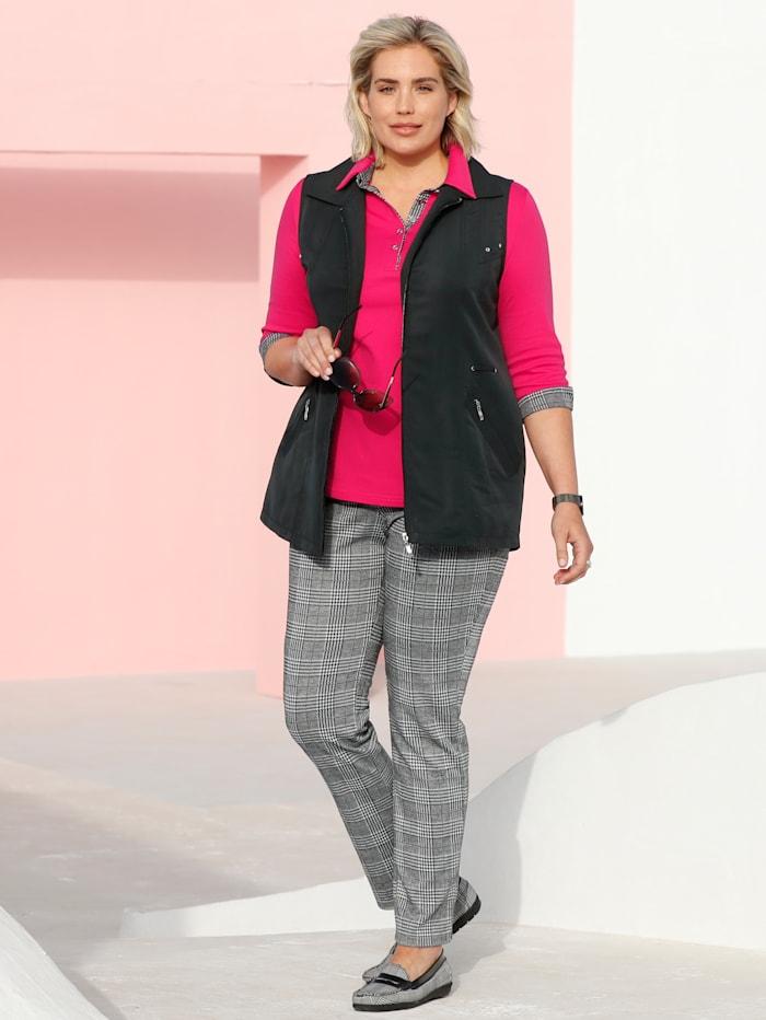 Pantalon en jersey 2 poches pratiques