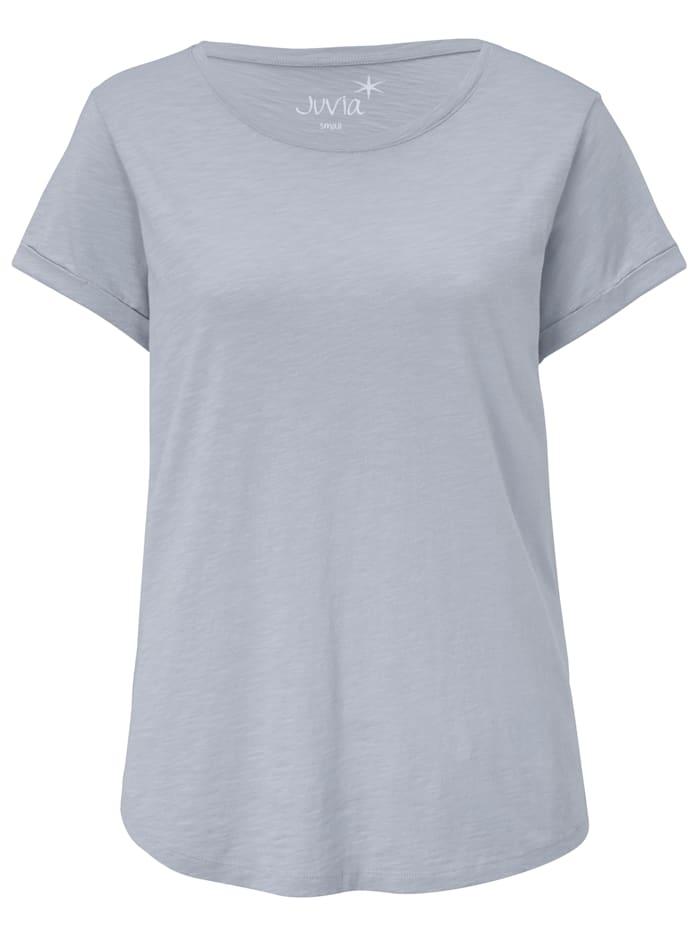 JUVIA T-Shirt, Blau