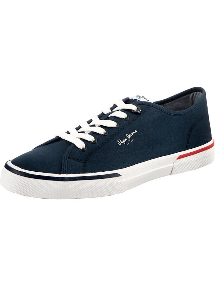 Pepe Jeans Kenton Smart Sneakers Low, dunkelblau