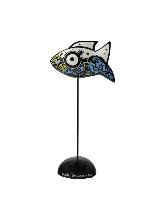 Goebel Goebel Figur Billy the Artist - Celebration Deep Sea, Bunt