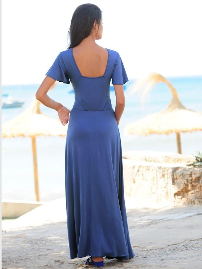 Strandkleid mit Rückenausschnitt