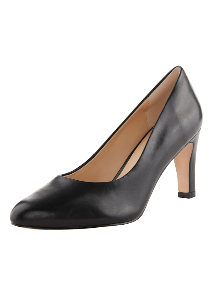 MONA Court shoes, Black