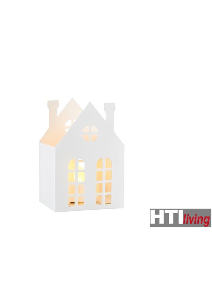 LED Windlicht Haus