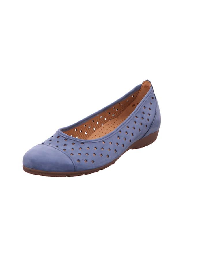 Gabor Ballerina, blau