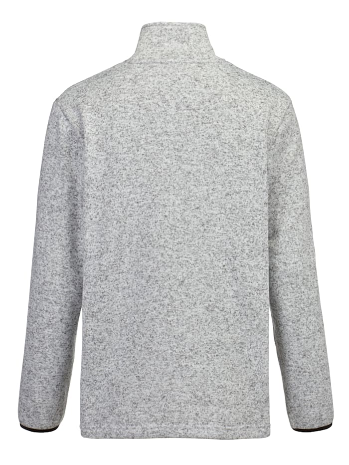 Sweatshirt met zachte en warme binnenkant