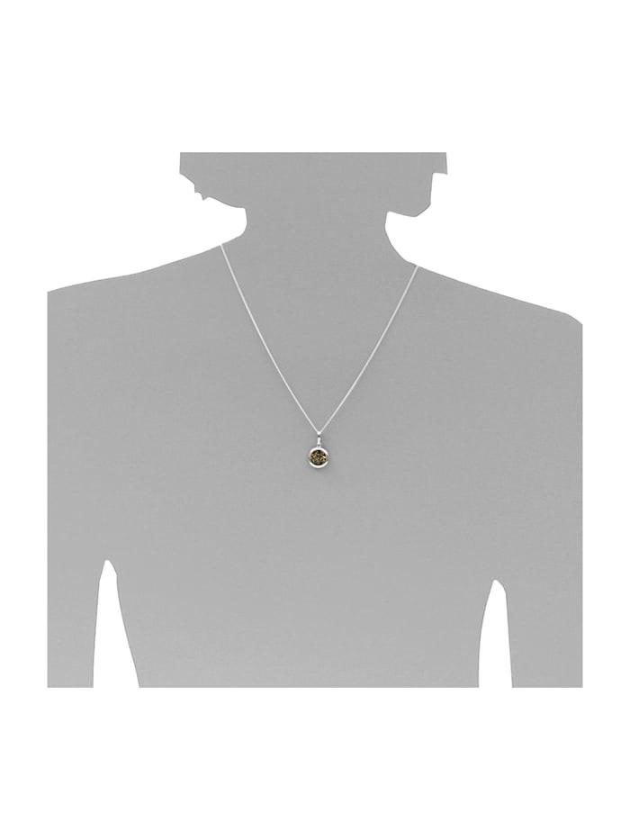 Kette mit Anhänger - Paulina - Silber 925/000 -