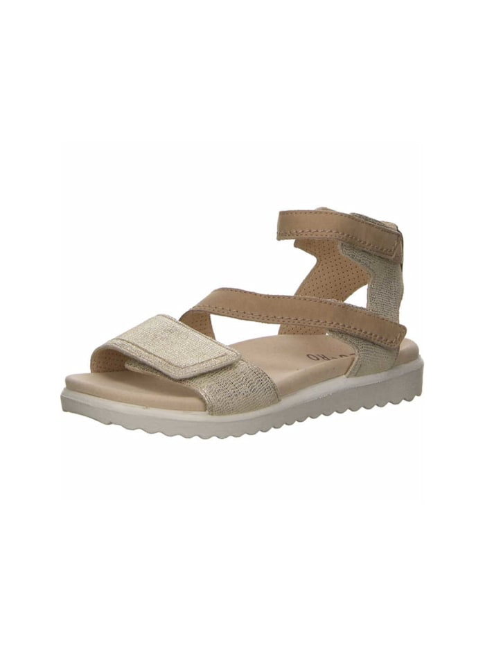 Legero Sandalen/Sandaletten, beige