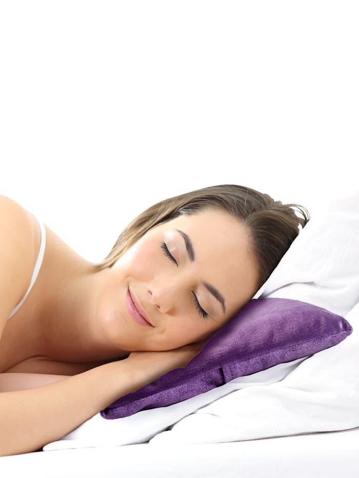 Relax Vital Coussin arômatique de détente pour une relaxation totale, Lilas