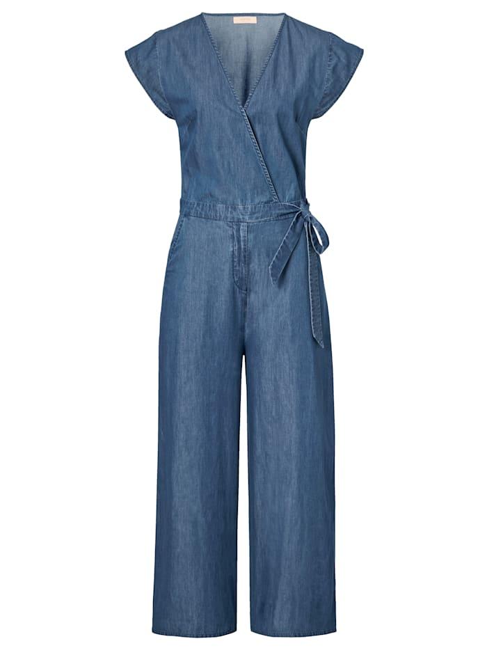 SIENNA Overall, Blau