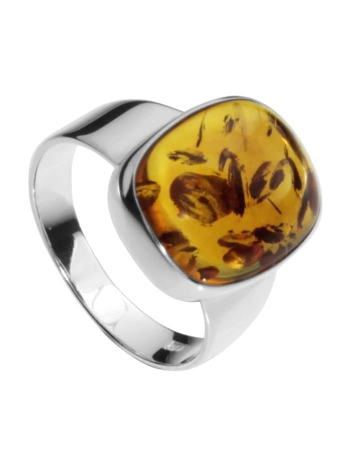 OSTSEE-SCHMUCK Ring - Classic 14x11 - Silber 925/000 -, silber