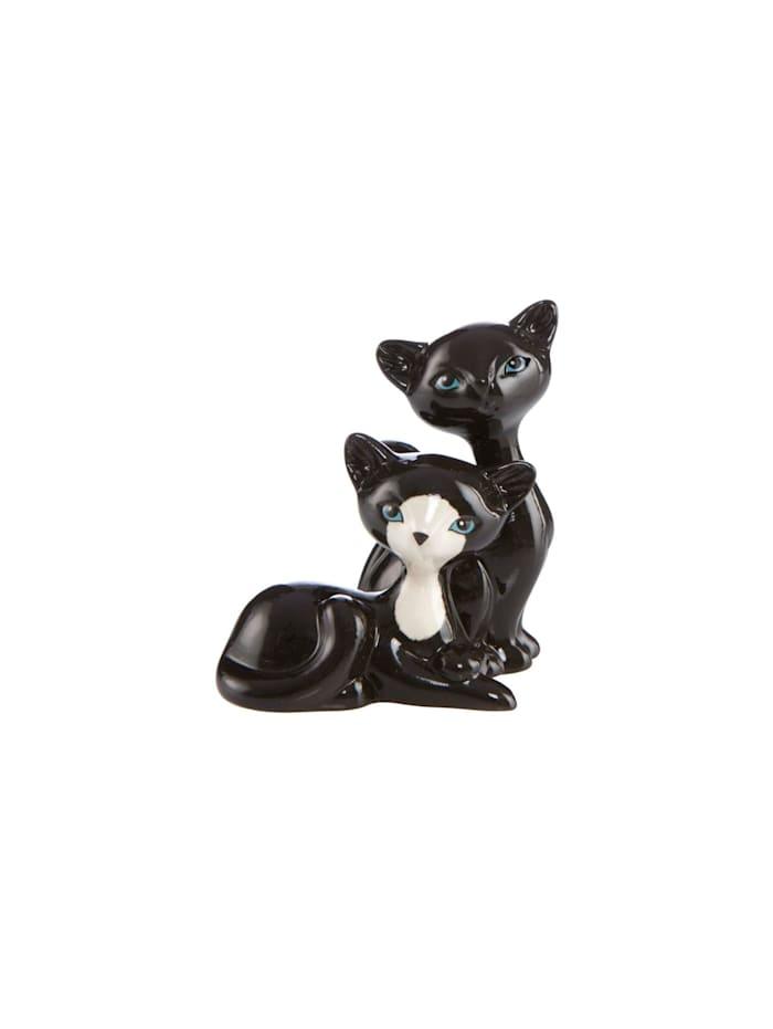 Goebel Mini Kitties in Love Mini Kitties in Love, Black Pearl