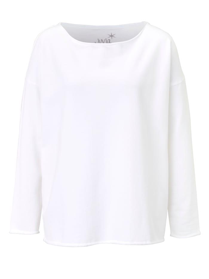 JUVIA Sweatshirt, Off-white