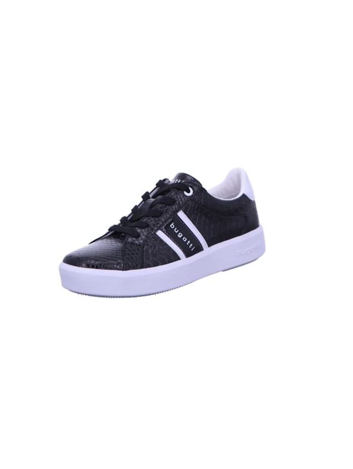 Bugatti Sneakers, schwarz
