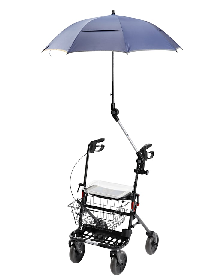 Rollator-/rolstoelparaplu