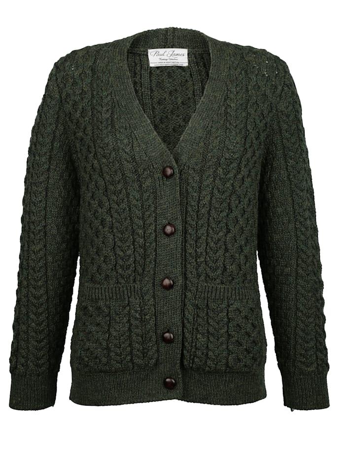 Vest van zuivere British Wool