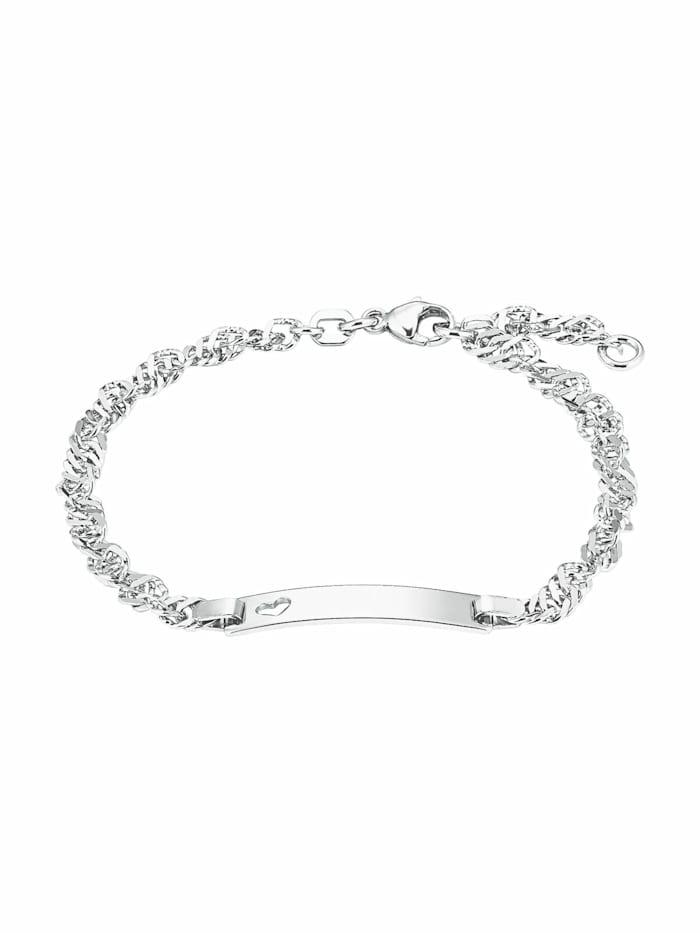 amor Armband für Damen, Sterling Silber 925, Silber