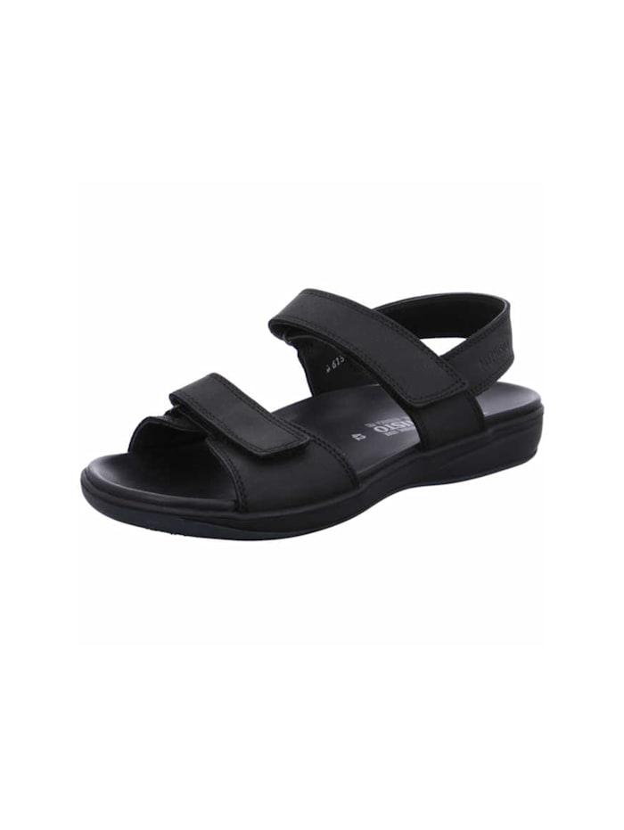 Mephisto Sandale, schwarz