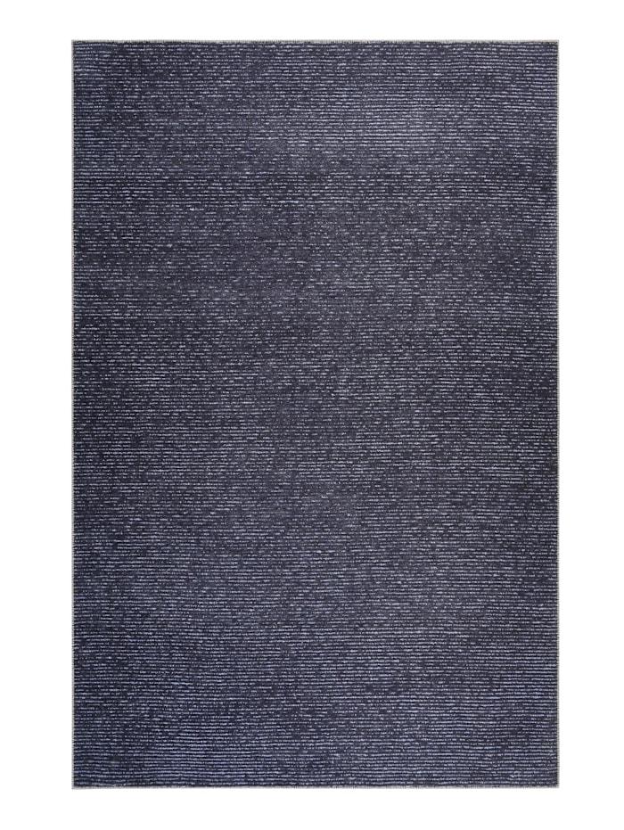 Esprit Esprit Teppich MARLY, dunkelblau