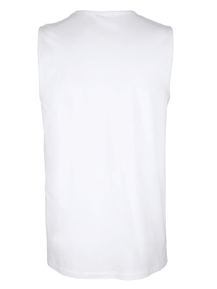 Cityshirt aus Organic Cotton