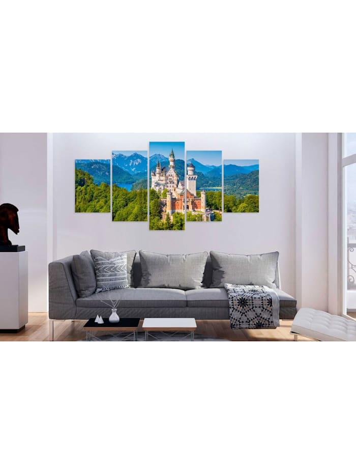 Wandbild Neuschwanstein Castle