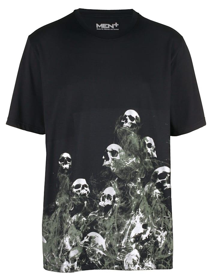 Men Plus T-paita, Musta