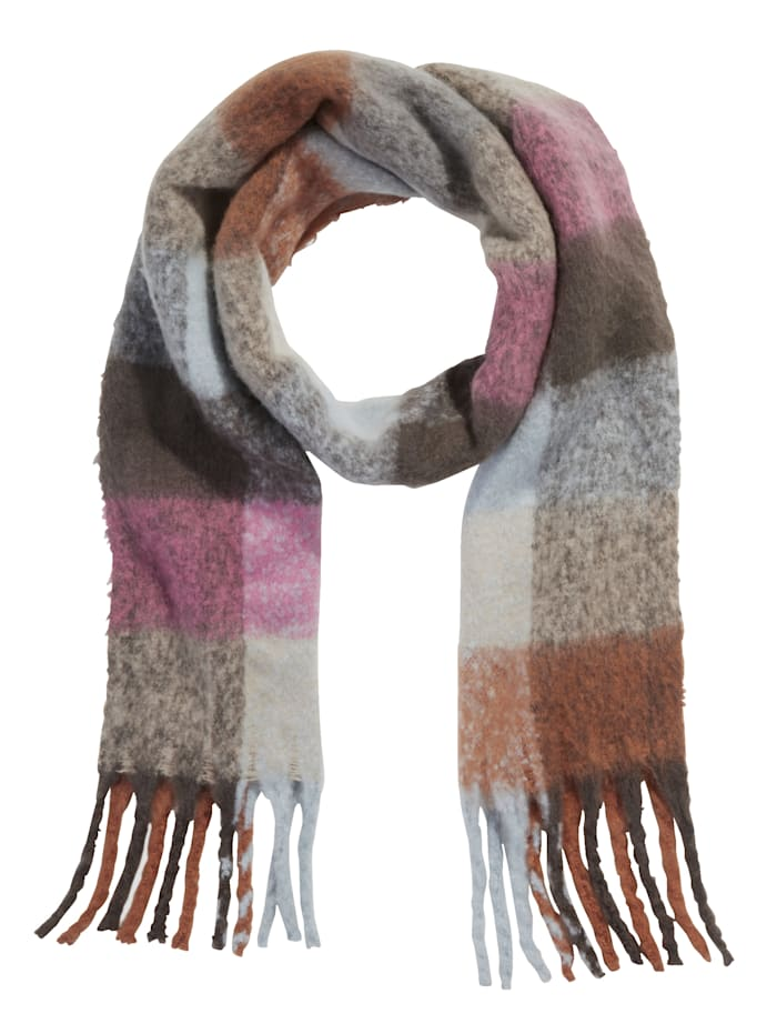 Unmade Copenhagen Schal, Multicolor