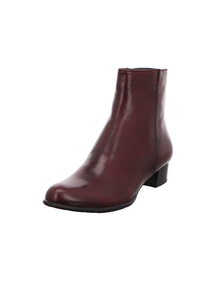 Everybody Stiefelette, rot
