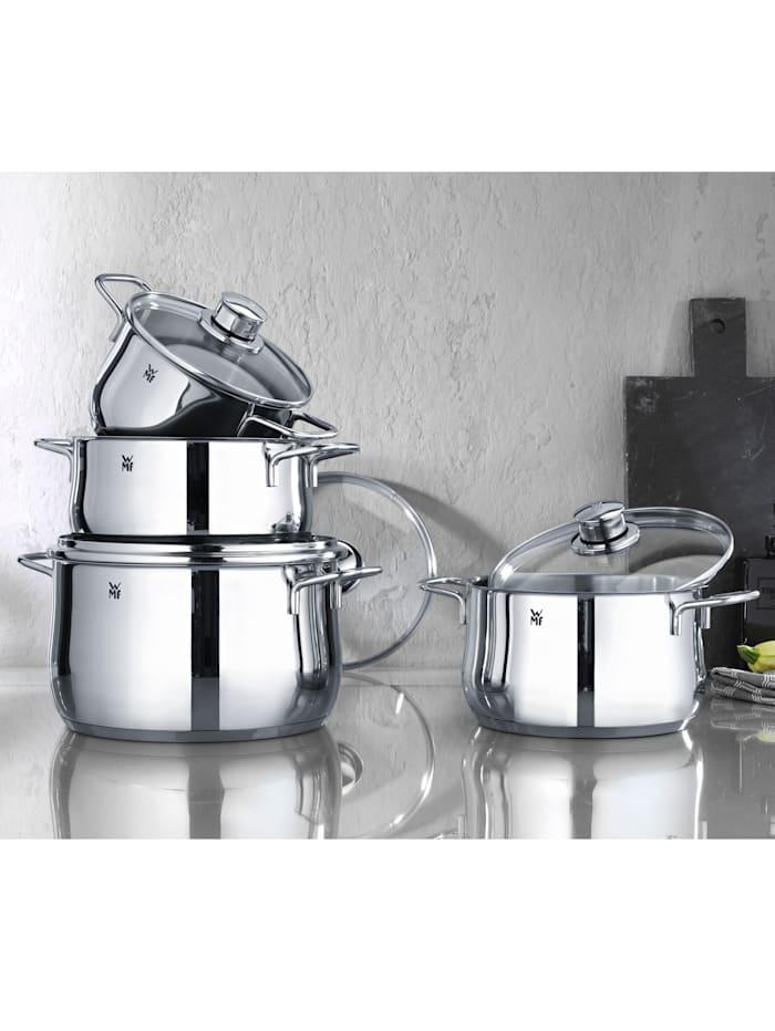 WMF WMF soupr. nádobí Diadem Plus z ušlechtilé oceli, stříbrná metalická