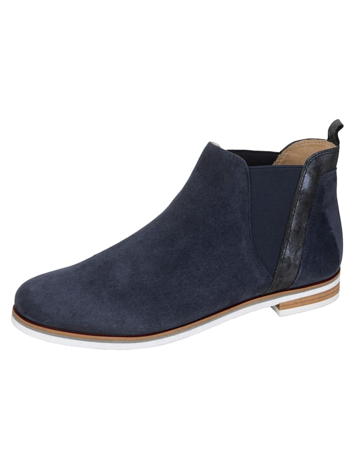 MONA Chelsea obuv, Tmavomodrá