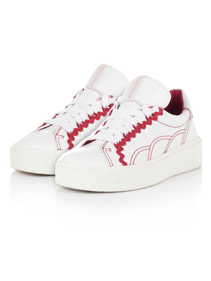 SEE BY CHLOÉ Sneaker, Off-white