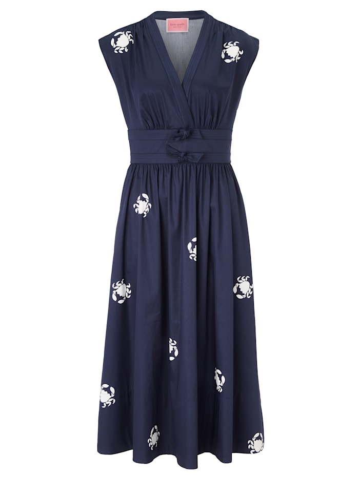 Kate Spade Kleid, Nachtblau