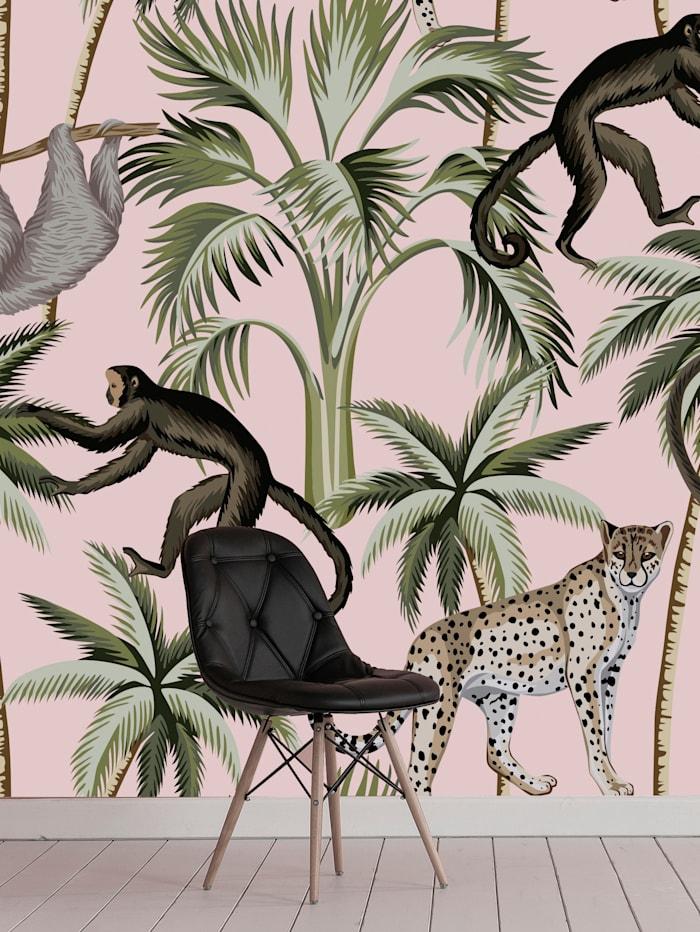Tapete Dschungel