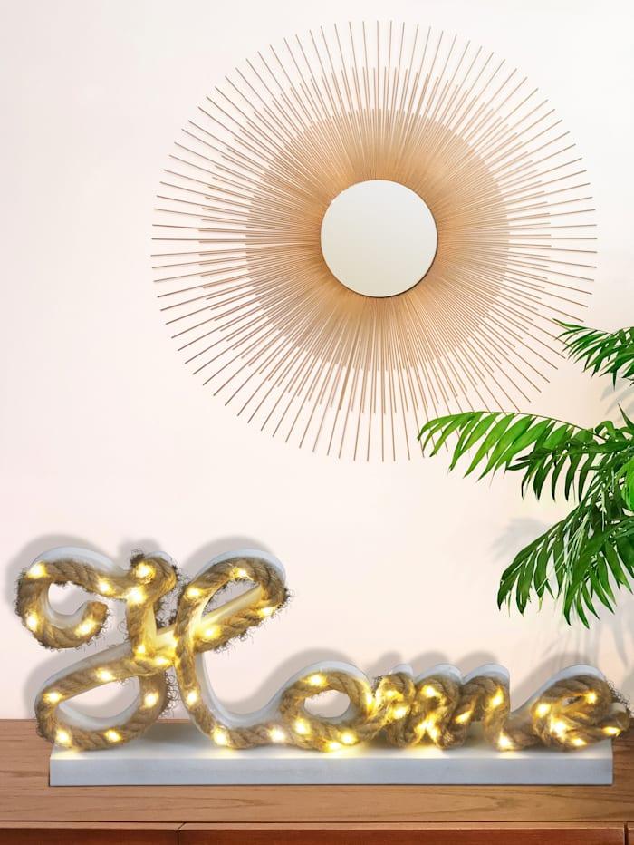 LED-Dekoleuchte 'Home'