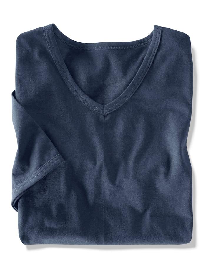 BABISTA T-shirts, Blanc/Marine/Noir