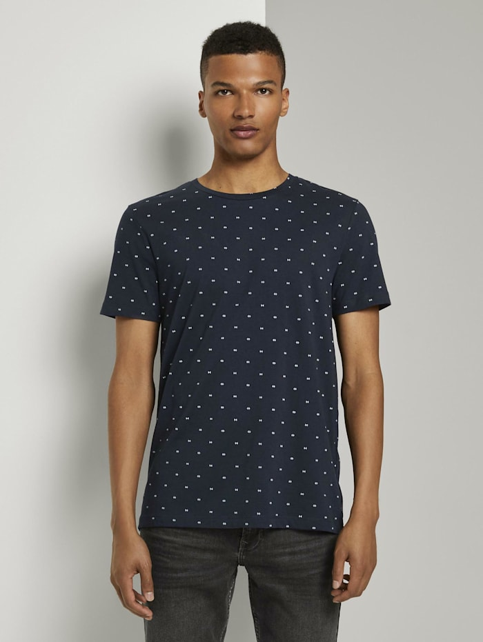Print T-Shirtaus Organic Cotton
