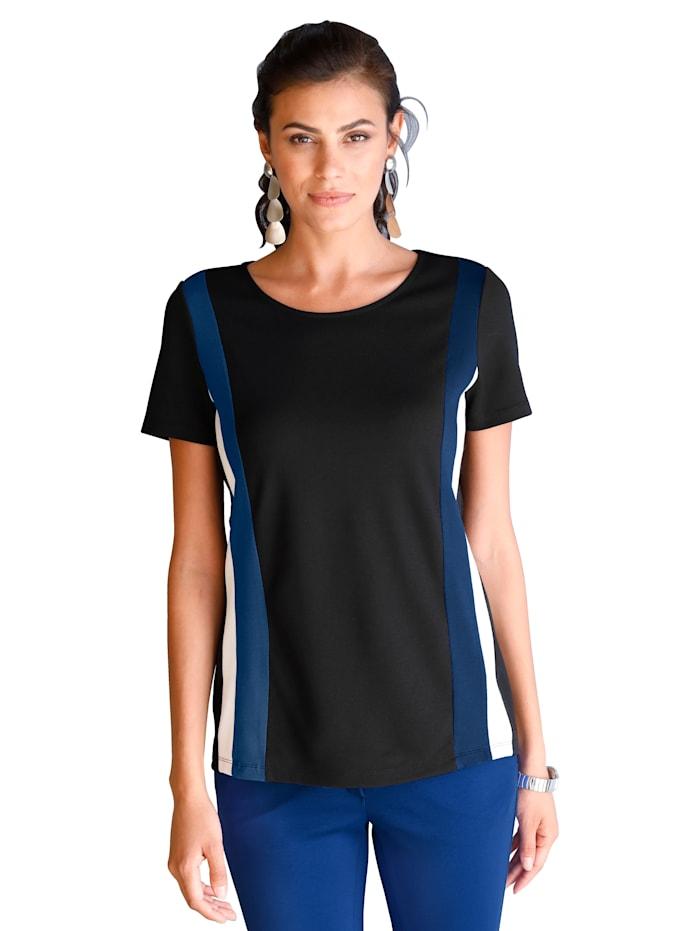 Shirt mit Streifen