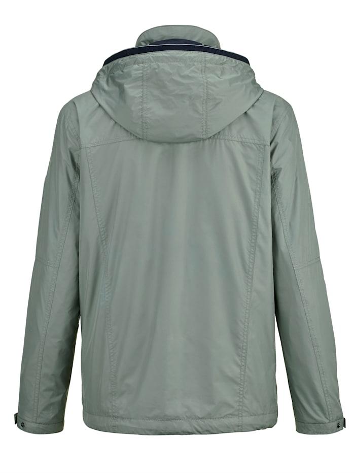 Funkčná bunda s 3.000 mm vodným stĺpcom