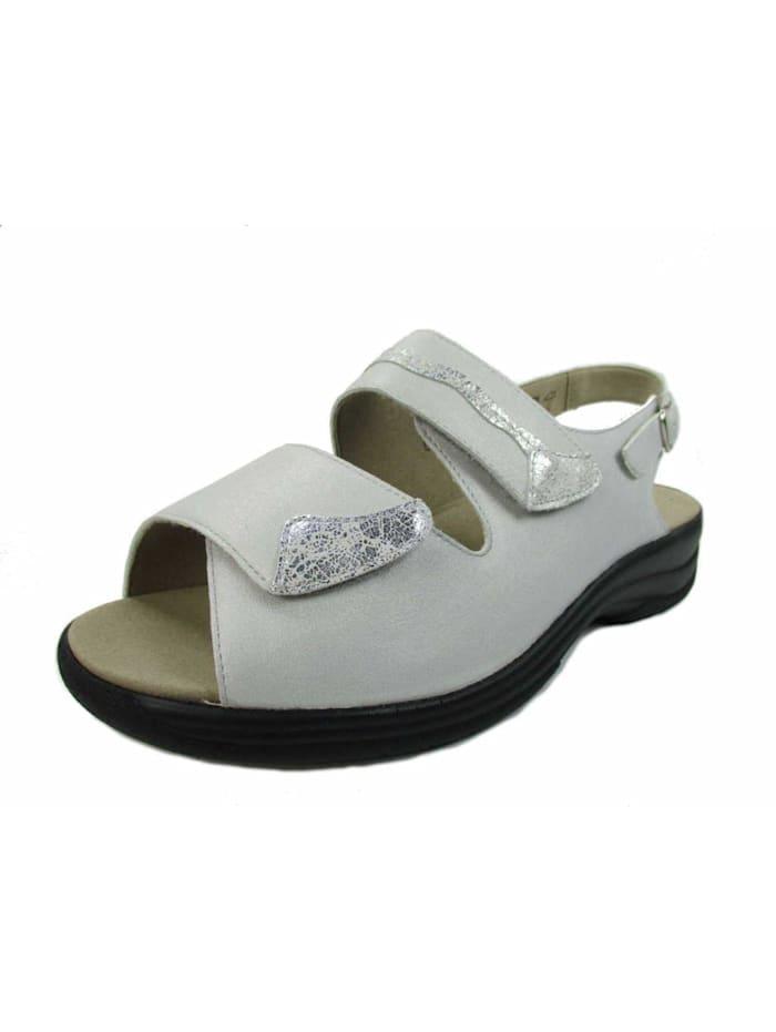 Solidus Sandalen/Sandaletten, weiß
