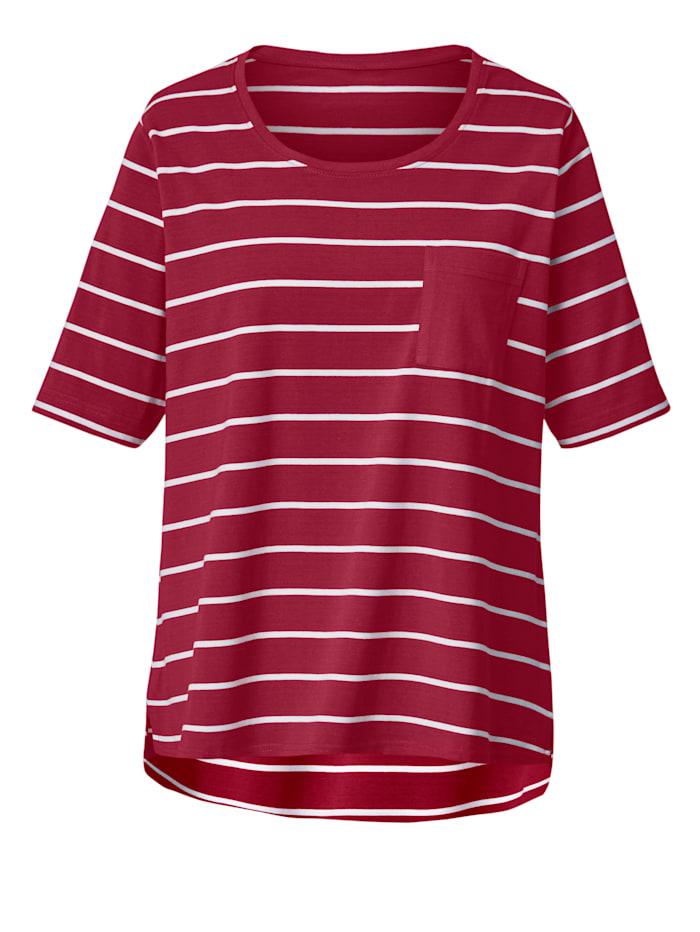 Shirt gestreift