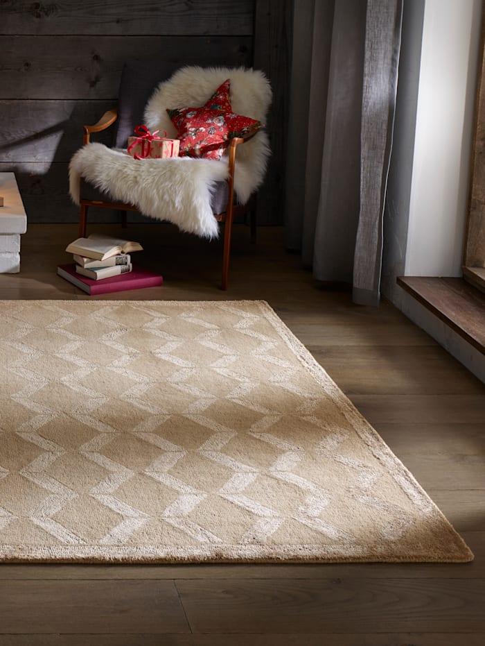 Handtuftteppich 'Gent'