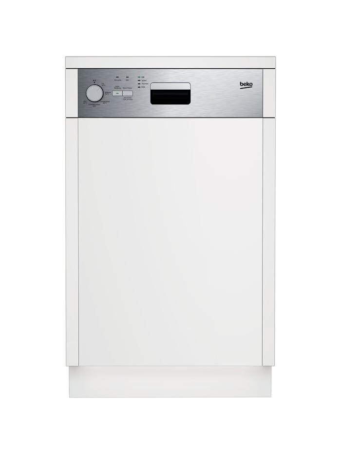 BEKO Spülmaschine DSS05011X, Silber