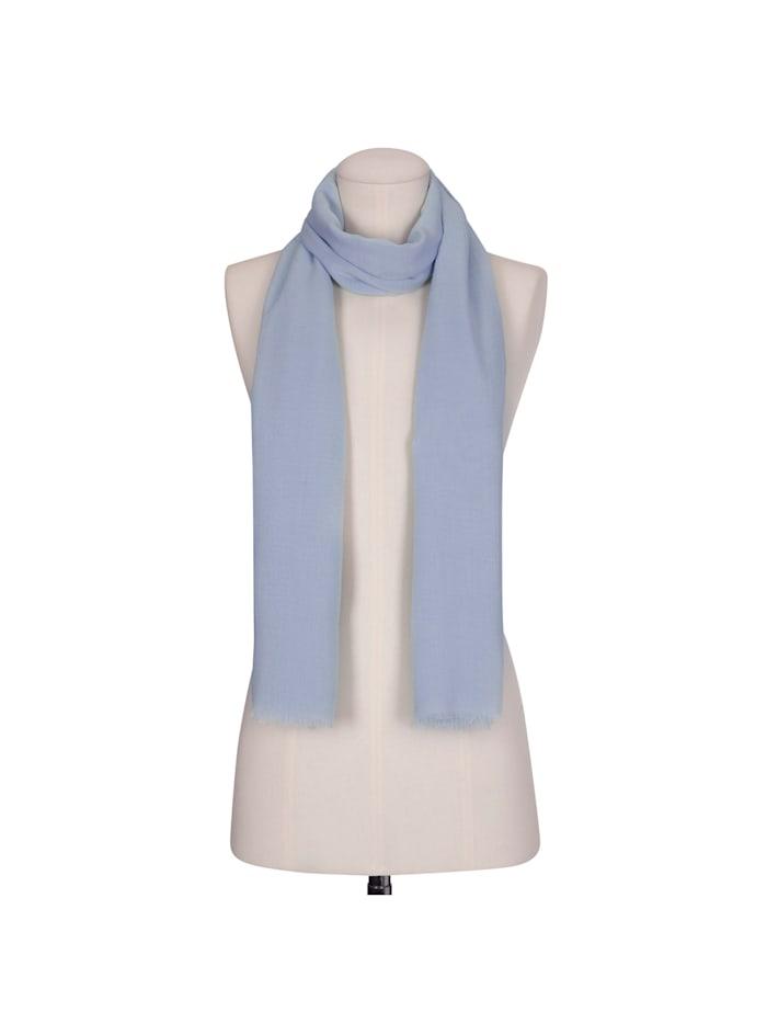 Hauchfeiner XL-Schal aus Modal