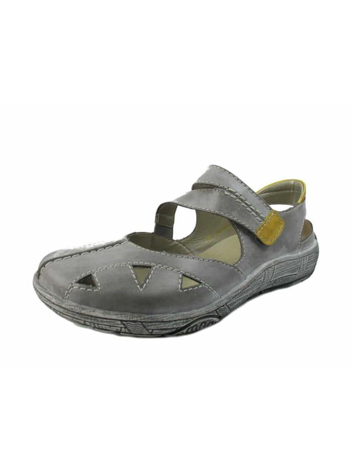 Remonte Sandalen/Sandaletten, grau