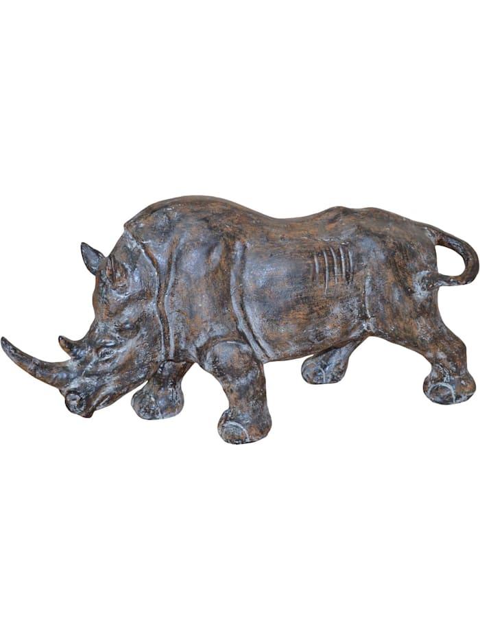 Standdekoration Nashorn
