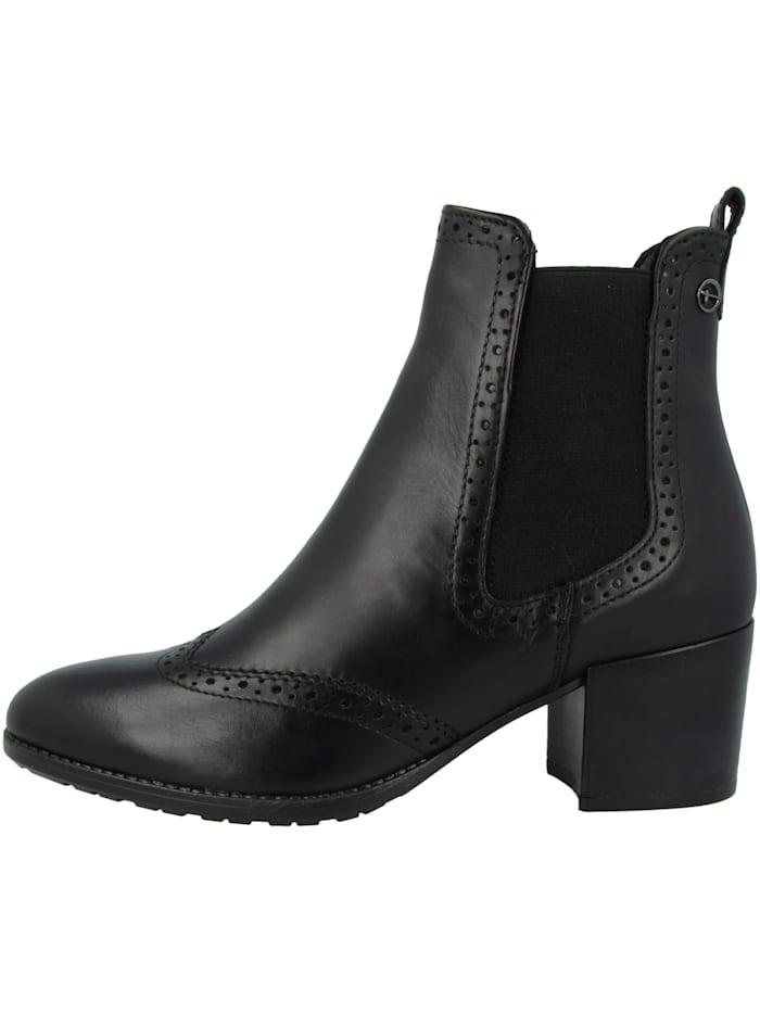 Tamaris Stiefelette 1-25005-25, schwarz