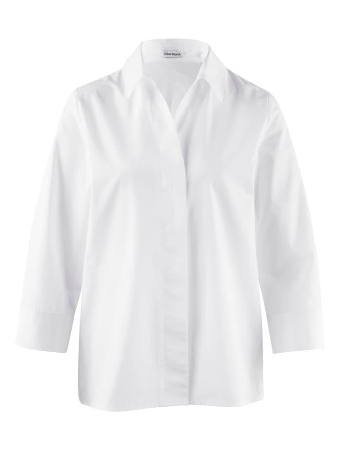 Bluse im Hemdblusen-Style