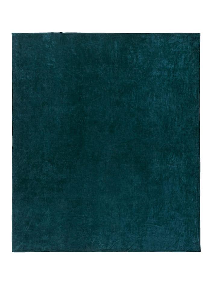 IMPRESSIONEN living Tischdecke, dunkelgrün